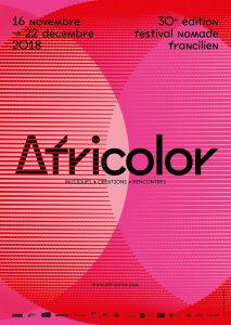 Affiche Africolor Festival 2018